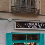 Restaurante Barrutia y el 9