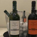 Nuevos vinos Adolfo de las Heras