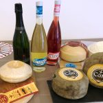 Los quesos de Catí y bodegas Coviñas en el Simposi
