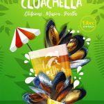 'Cloachella', música, arte y gastronomía en el Mercado de Tapinería